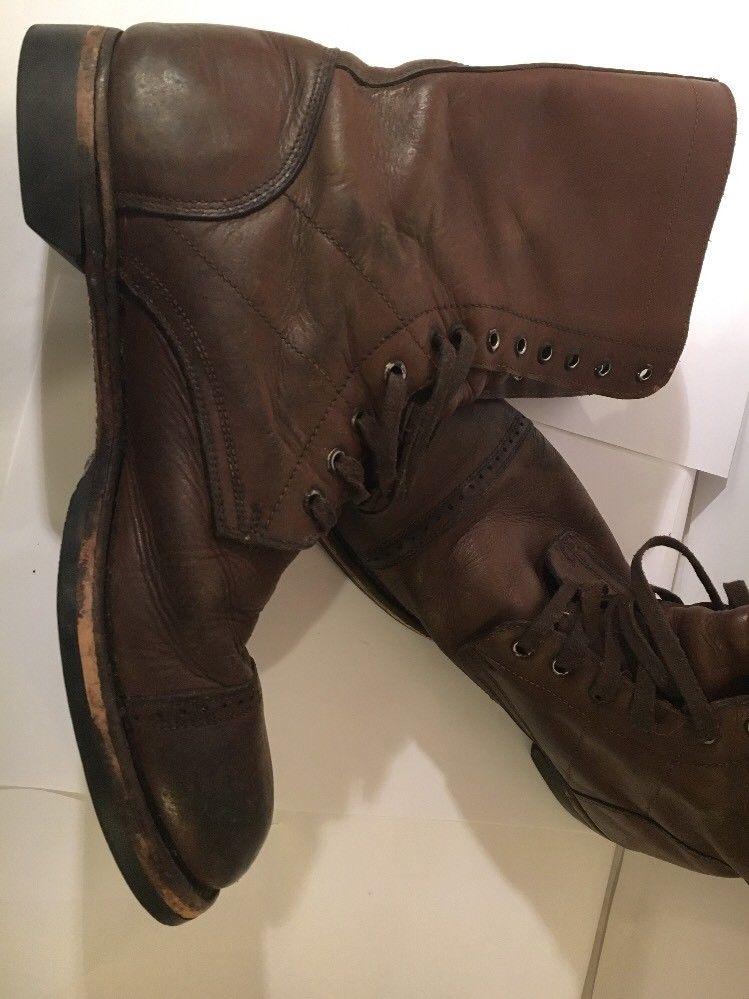 para us 1943 jump boots 522