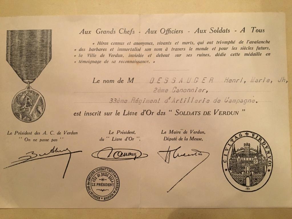 Médaille de Verdun toujours attribuée. Img_0221