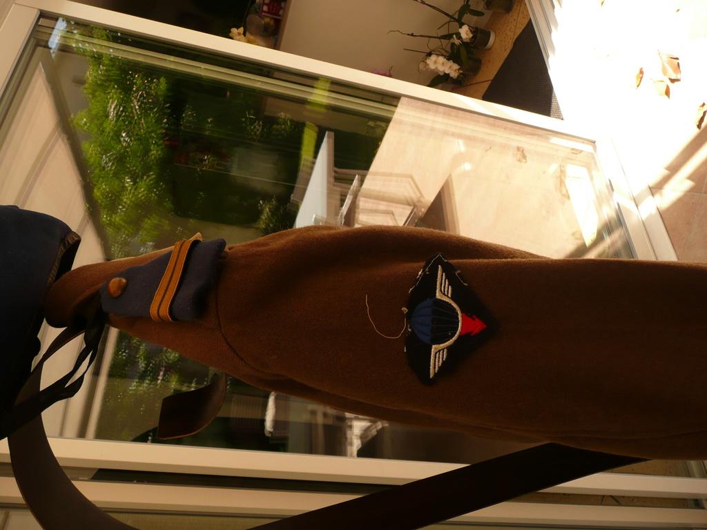 uniforme lieutenant 1/3 rcp 1948 P1040413