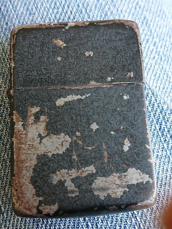 zippo black crackle S-l16028
