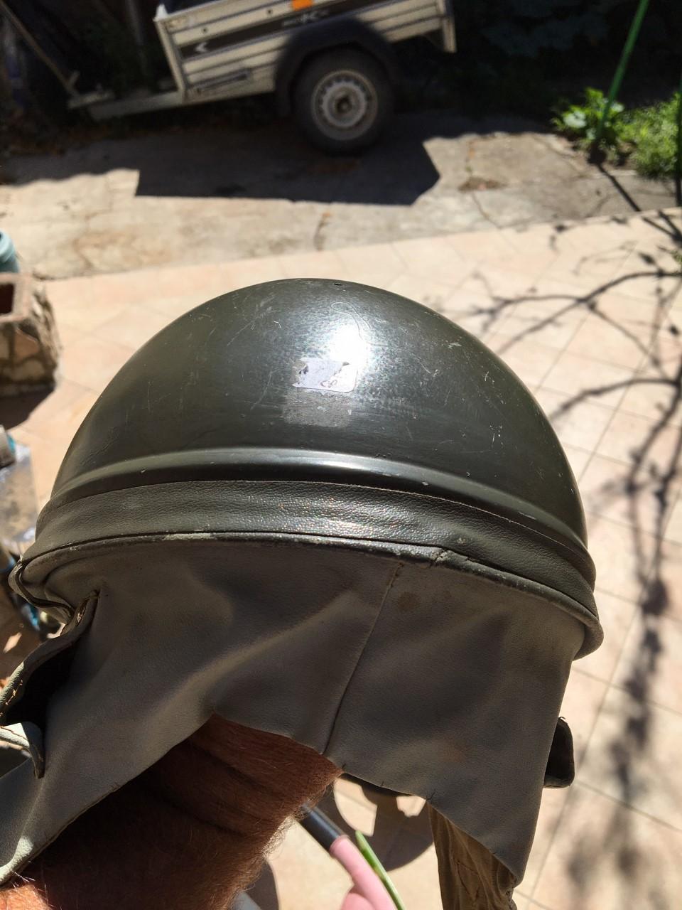 casque d'entrainement TAP et insigne Graziani Thumbn93