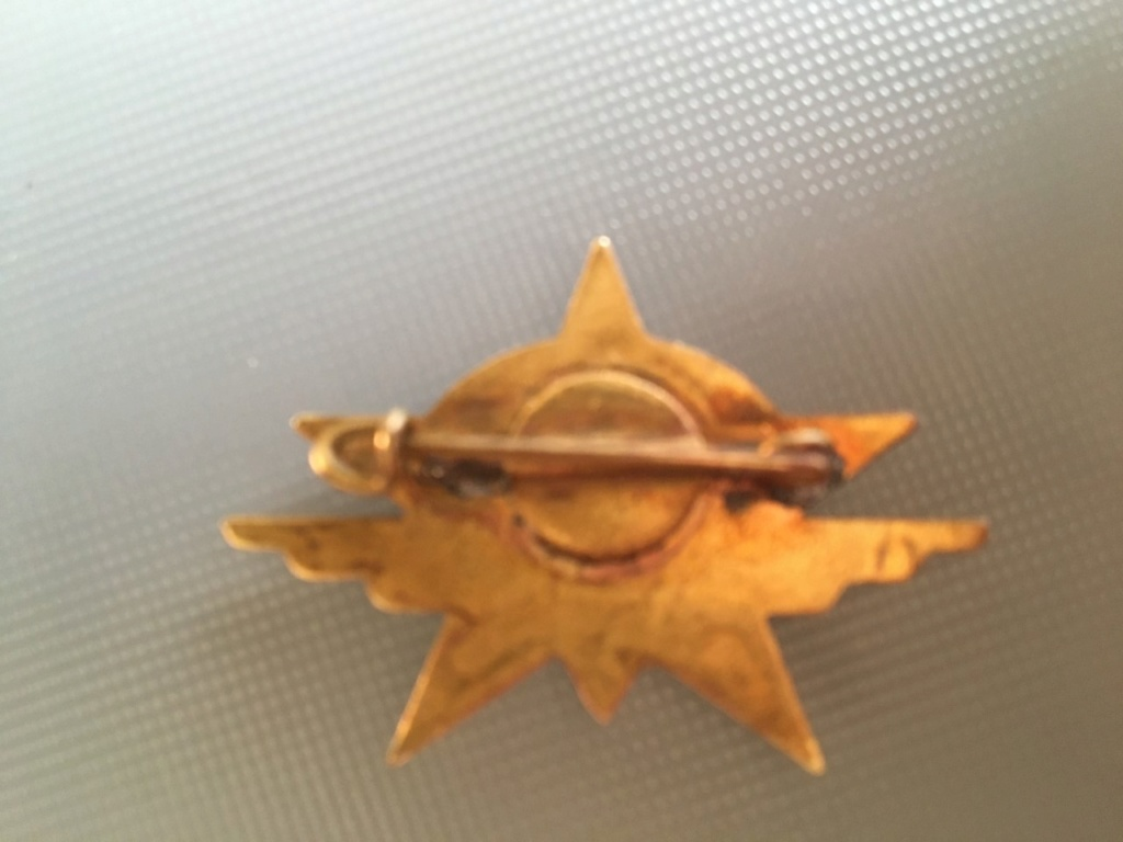 casque d'entrainement TAP et insigne Graziani Thumbn95