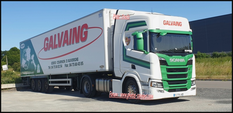 Transports  Galvaing  (Cournon 63) (groupe Olano) - Page 2 3536