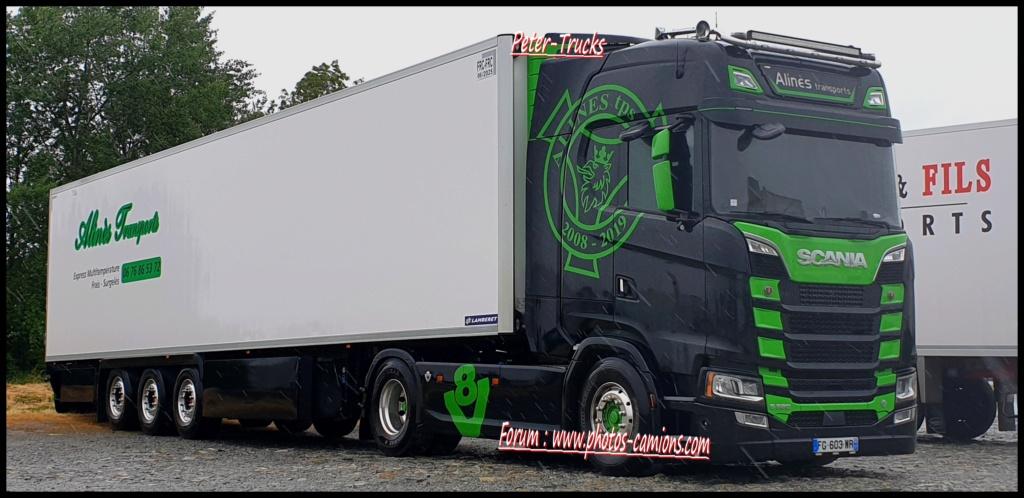 Alinès Transports (Rochefort, 17) 3630