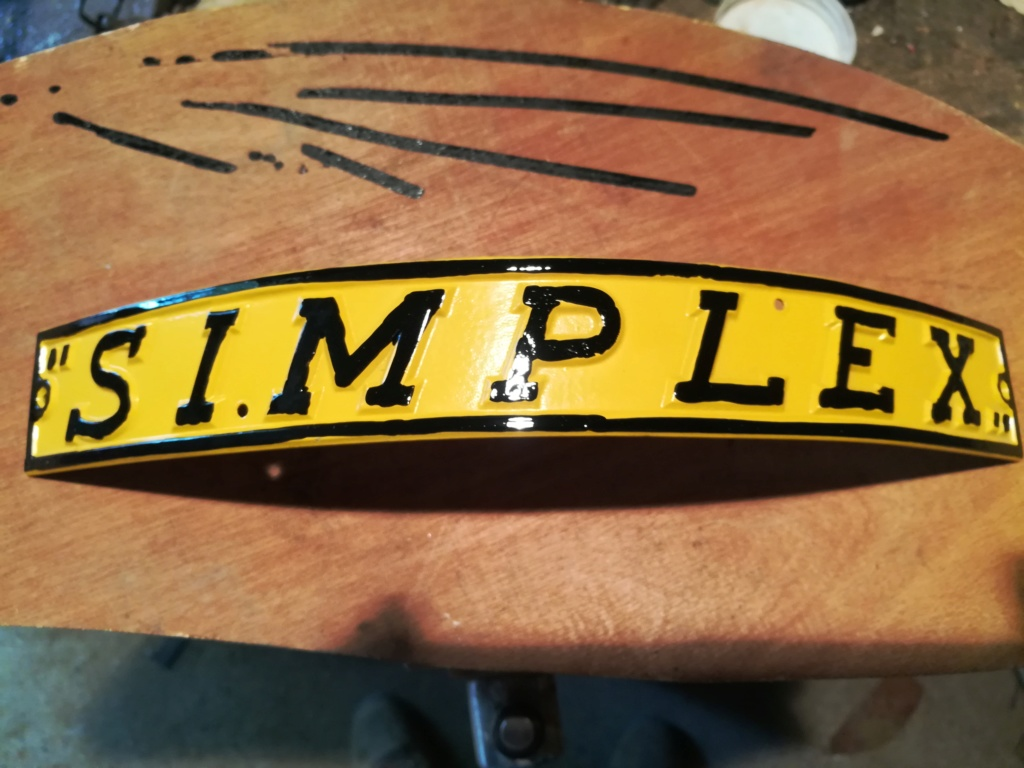 restauration - Reymond simplex - Page 2 Img_2258