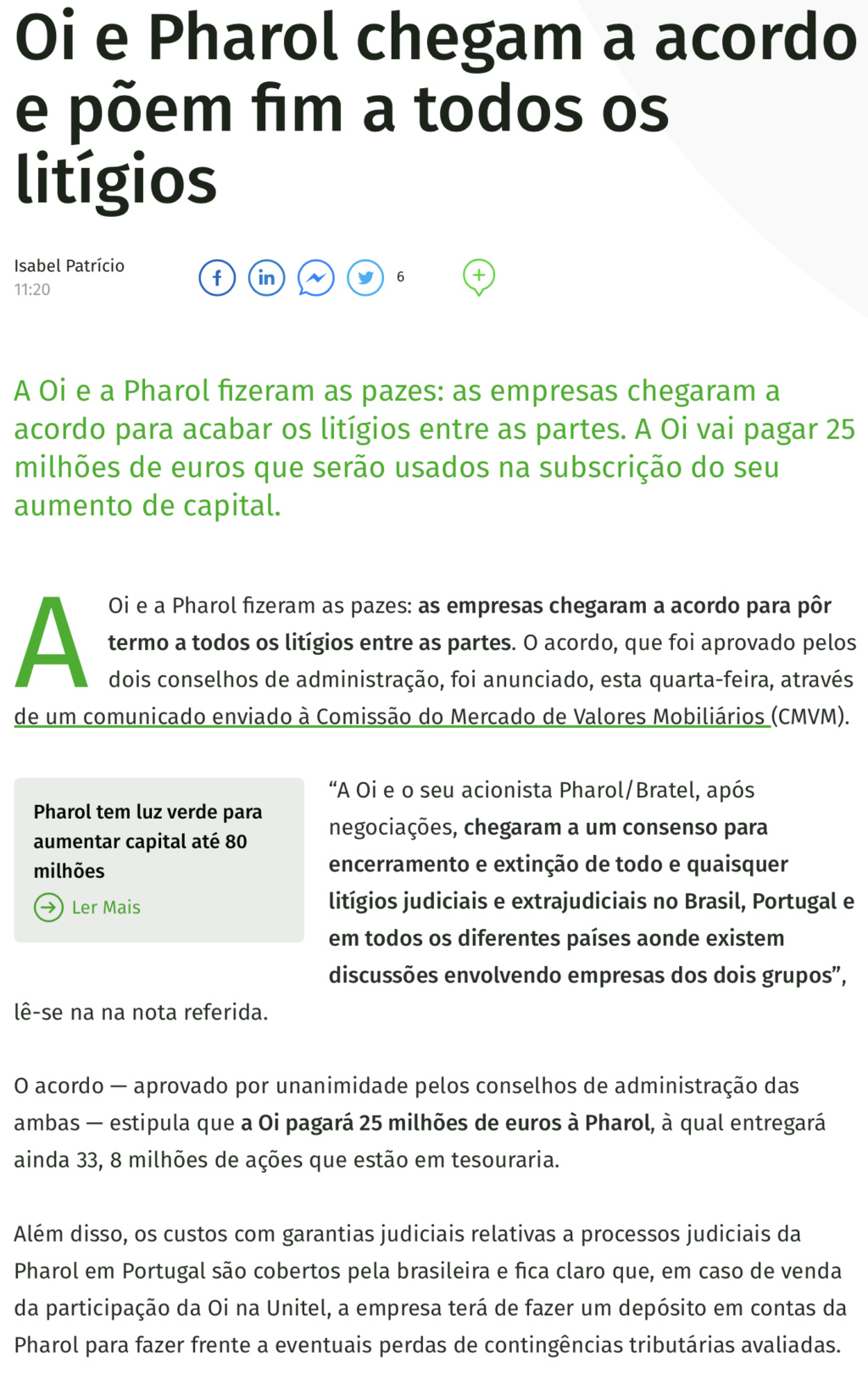 Seguimiento diario de Pharol. - Página 9 Captu173