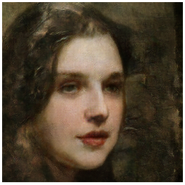 votre portrait à partir de peintures et d'intelligence artificielle  - Page 4 Self_p10