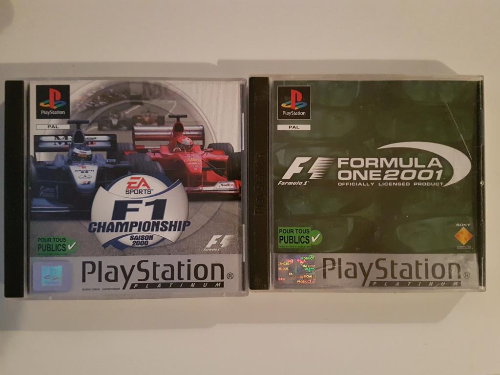 Objectif Fullset PS1 PAL Platinum = 76/152 jeux 20200966