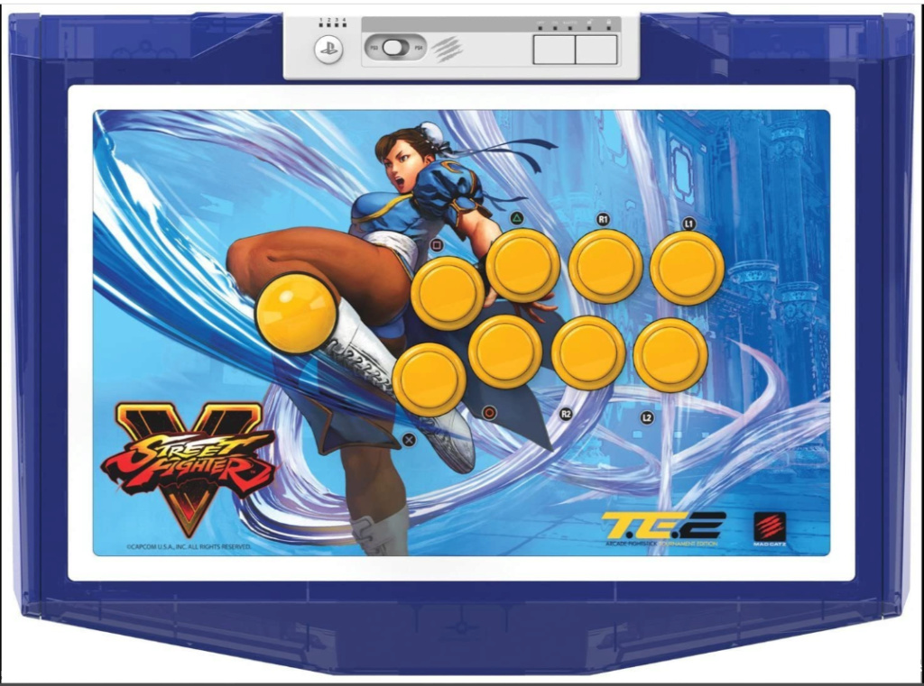 Arcade Stick Ps4  20200610