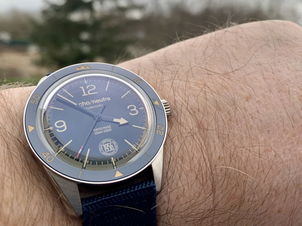 La montre du vendredi, le TGIF watch! - Page 5 Img_7311