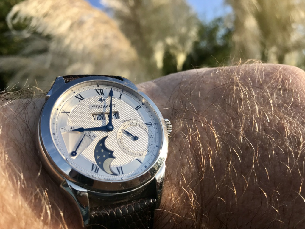 La montre du vendredi, le TGIF watch! - Page 32 Pequig10