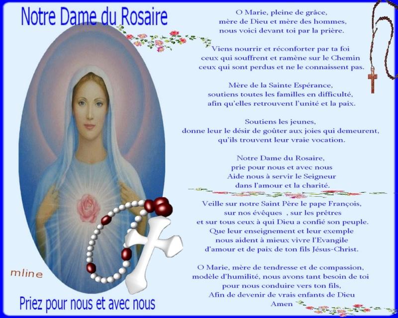 MOIS D'OCTOBRE, MOIS DU ROSAIRE Rosair10