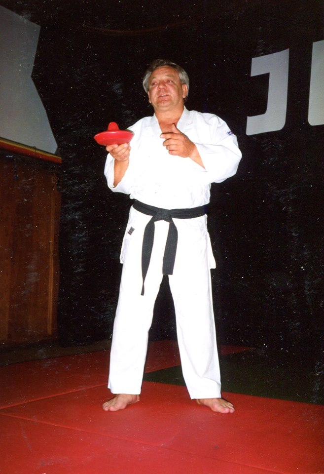 judo ball for ashiwaza improving / judoball Franti10