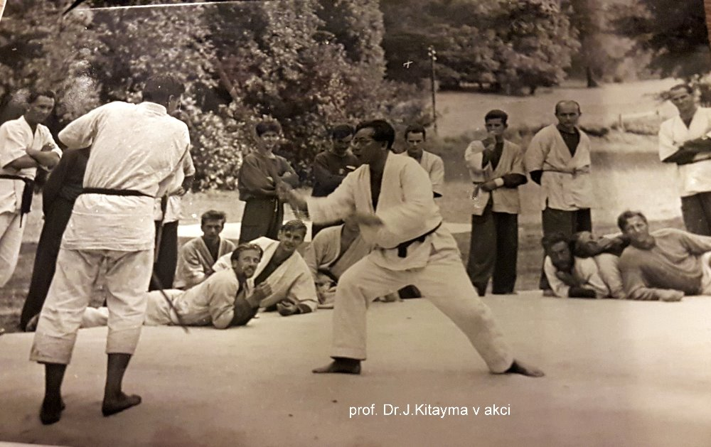 The early days of Judo in Czechoslovak Republic (and the contribution of the London Budokwai) - Page 2 J_kita11
