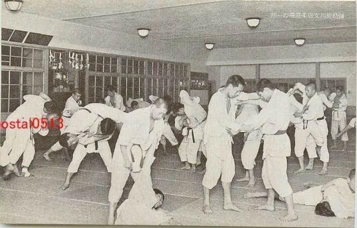 old japanese judo photos - Page 2 Osaka_10