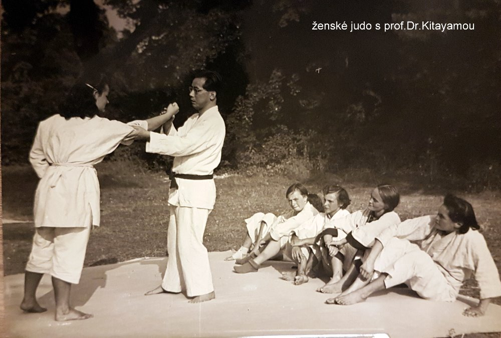The early days of Judo in Czechoslovak Republic (and the contribution of the London Budokwai) - Page 2 Zenske10
