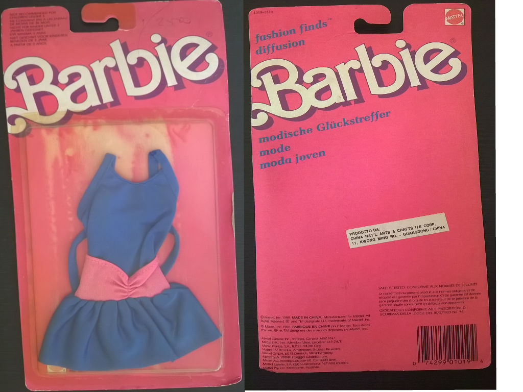 CERCO VILLA BARBIE ANNI 80 Barbie10