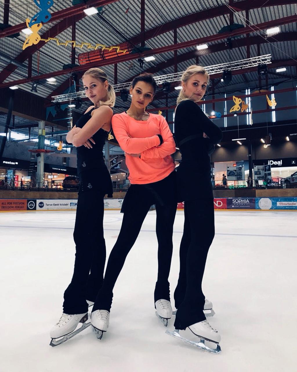 Группа Мишина - СДЮСШОР «Звёздный лёд» (Санкт-Петербург) - Страница 35 15332311