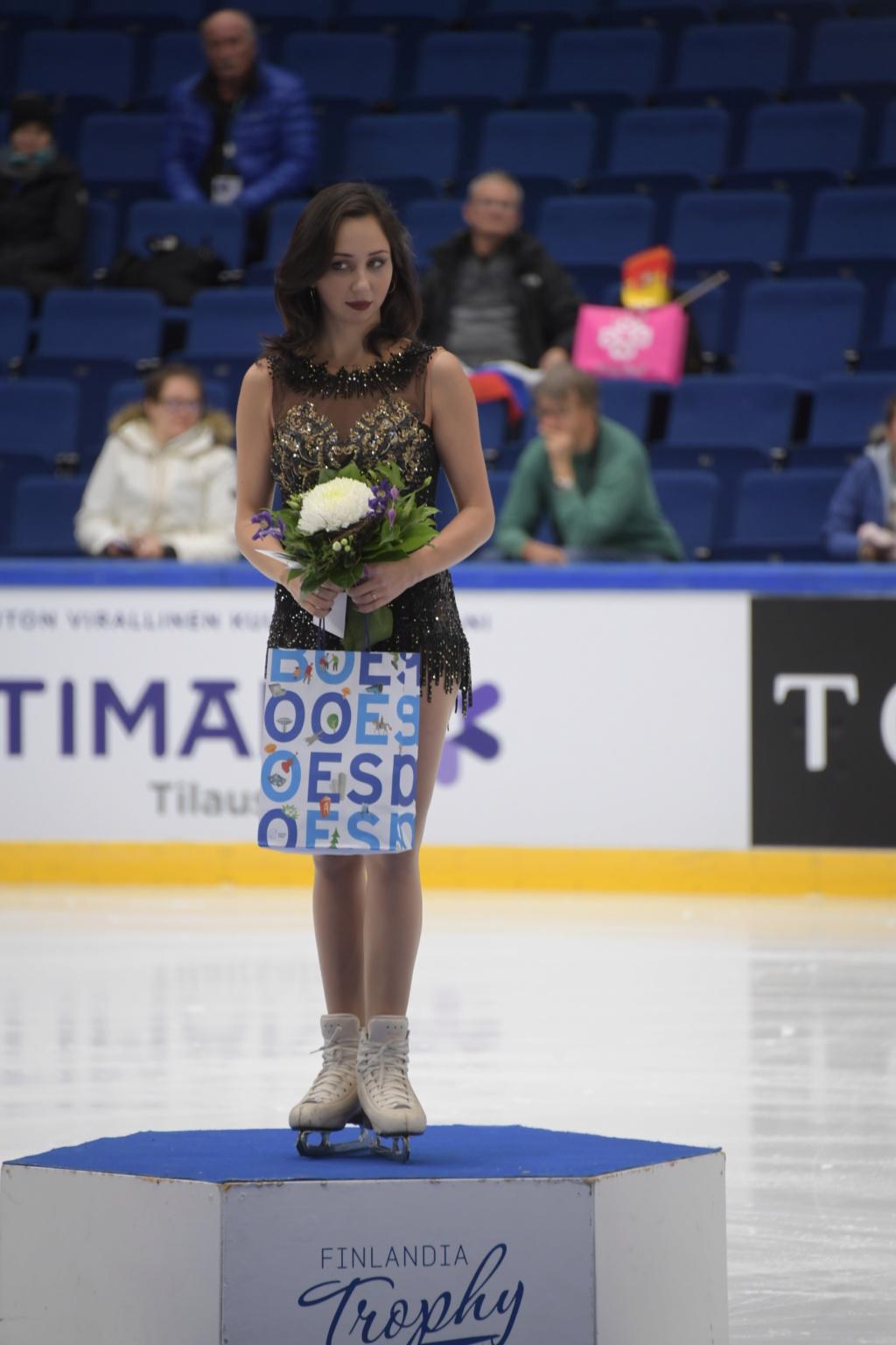 Challenger (7) - Finlandia Trophy Espoo. 04 - 07 Oct 2017 Espoo / FIN - Страница 23 15389310