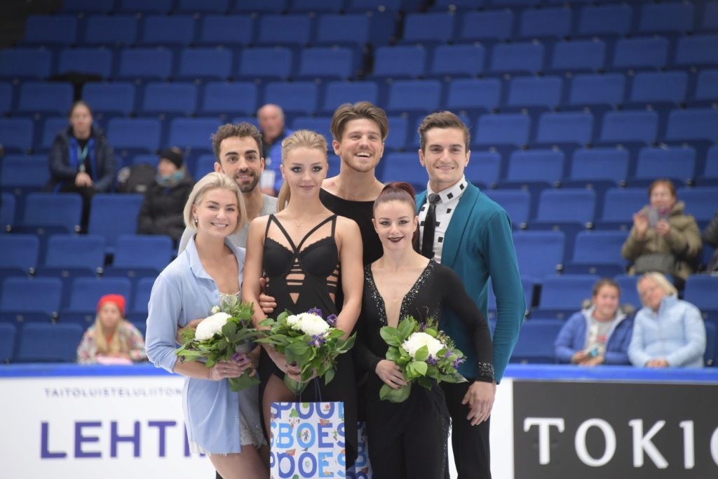 Challenger (7) - Finlandia Trophy Espoo. 04 - 07 Oct 2017 Espoo / FIN - Страница 23 15389313