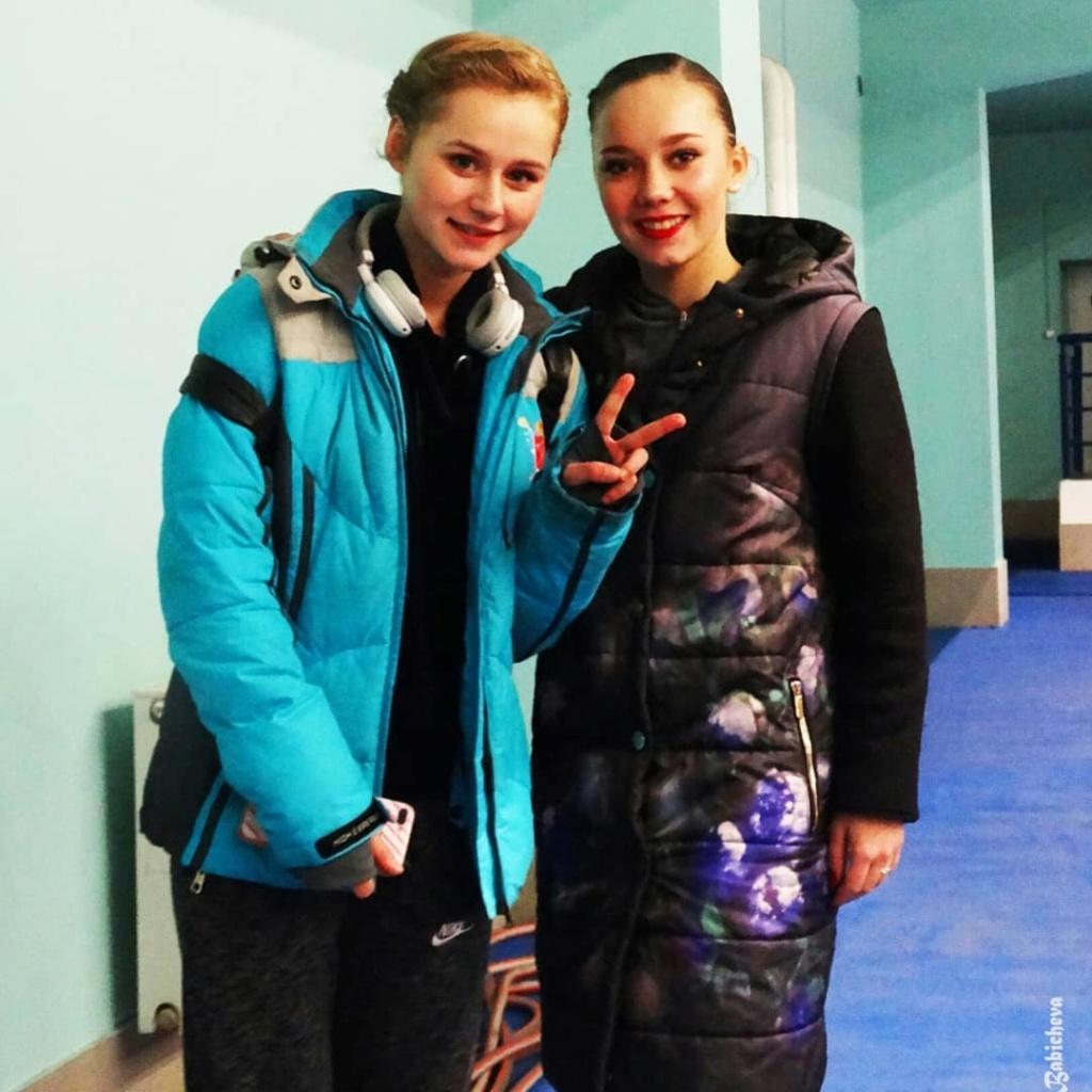 Российские соревнования сезона 2018-2019 (общая) - Страница 9 15392810