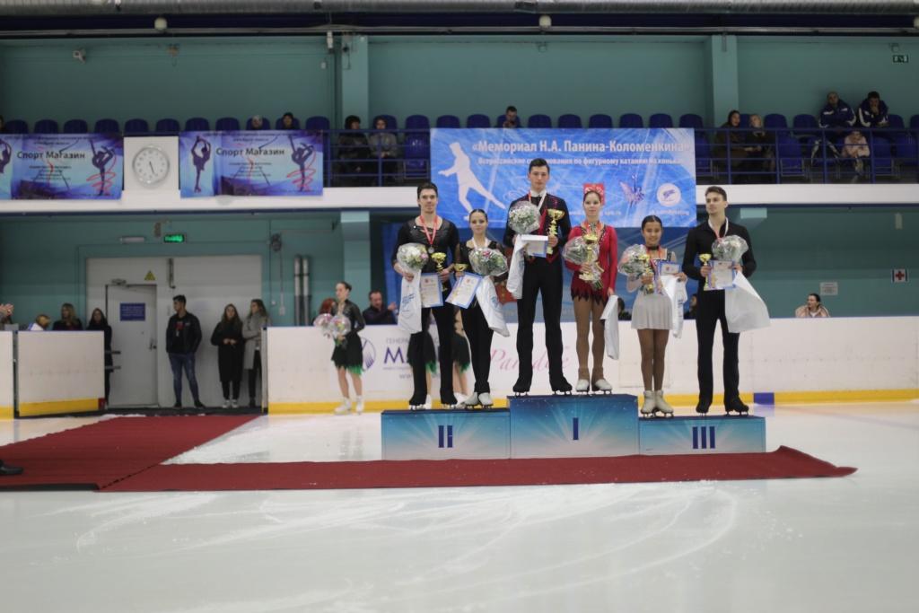 Российские соревнования сезона 2018-2019 (общая) - Страница 10 15394413