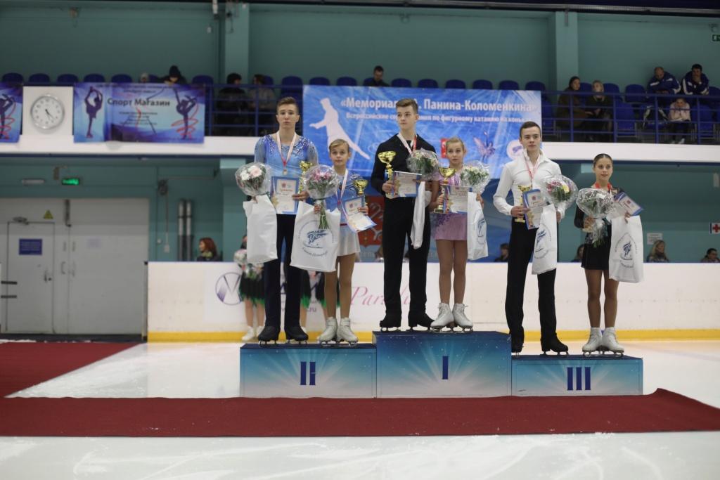Российские соревнования сезона 2018-2019 (общая) - Страница 10 15394416