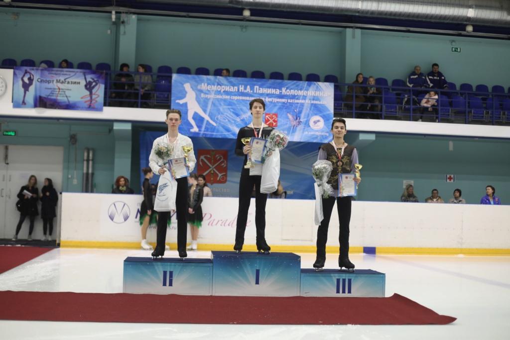 Российские соревнования сезона 2018-2019 (общая) - Страница 10 15394417
