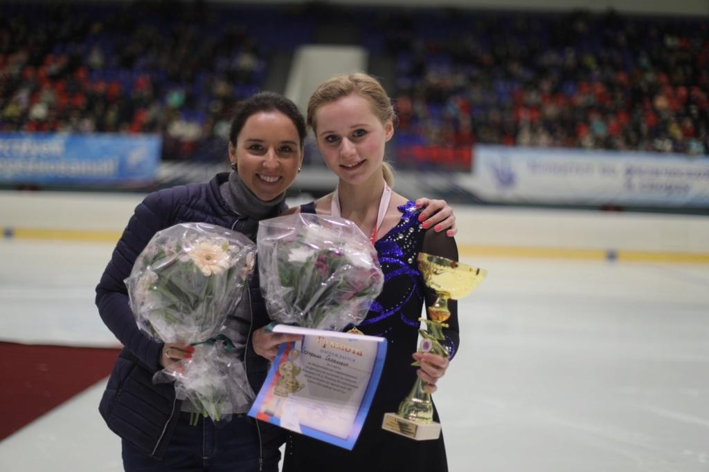 Российские соревнования сезона 2018-2019 (общая) - Страница 10 15394419
