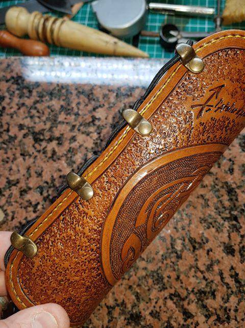 Un brassard motif Celtique et sa ceinture 36026110