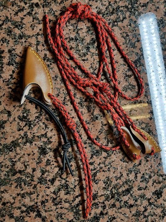 Du cuir pour vos Longbow 43476310