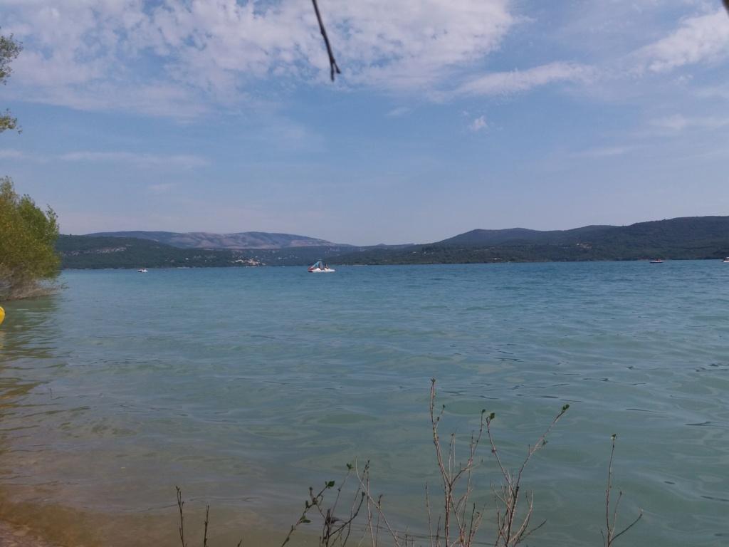 Lac de Sainte Croix du Verdon. 20200810