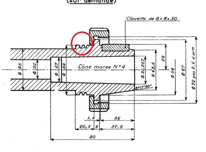 Rénovation d'un tour Crouzet Valence - Page 6 Broc210