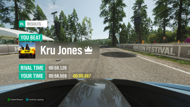 *RESULTS UP* FH4 Time Attack | Monthly Rivals - McLaren Senna Forza_15