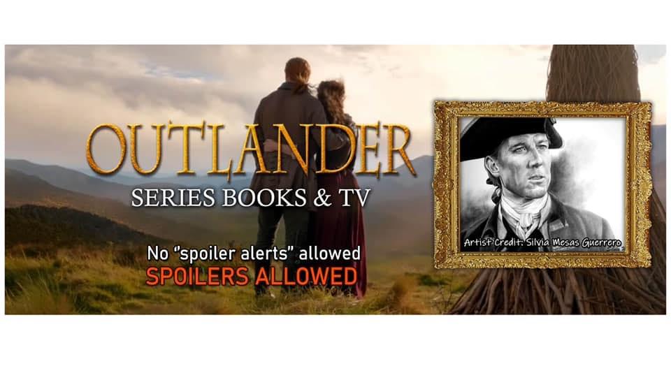 Outlander  series books y tv 11590810