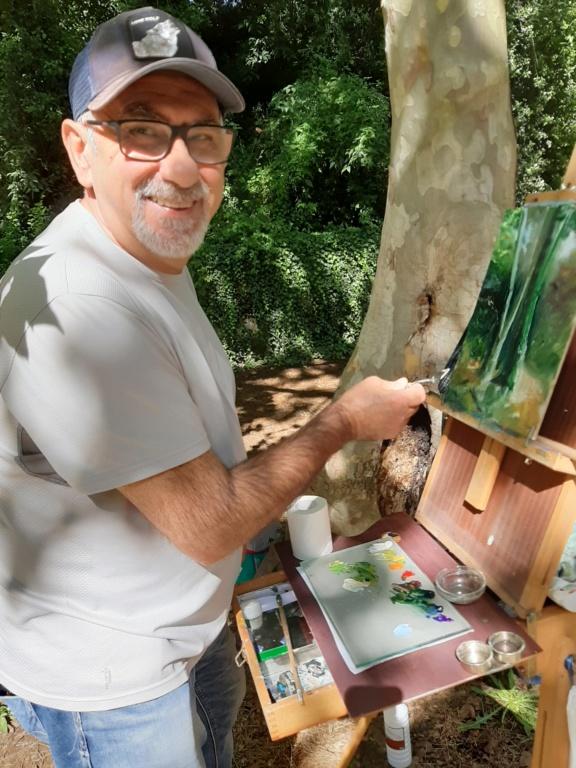 Pintura al aire libre 20200610
