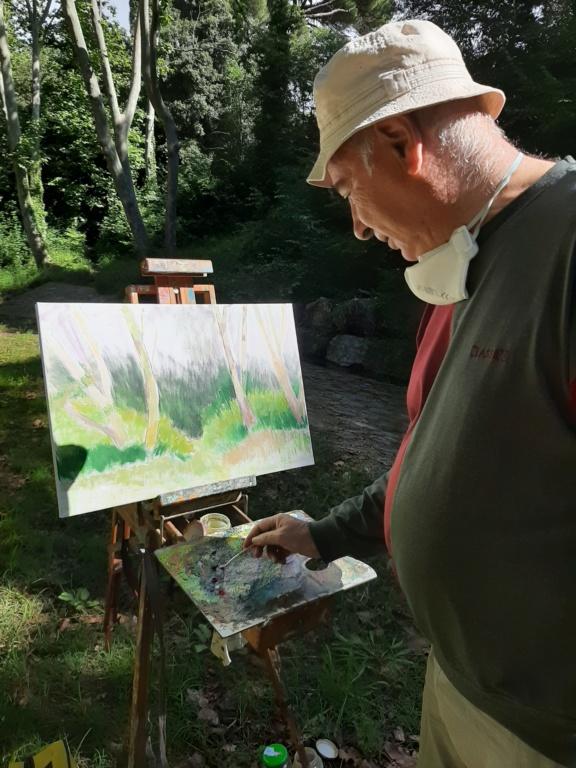 Pintura al aire libre 20200611