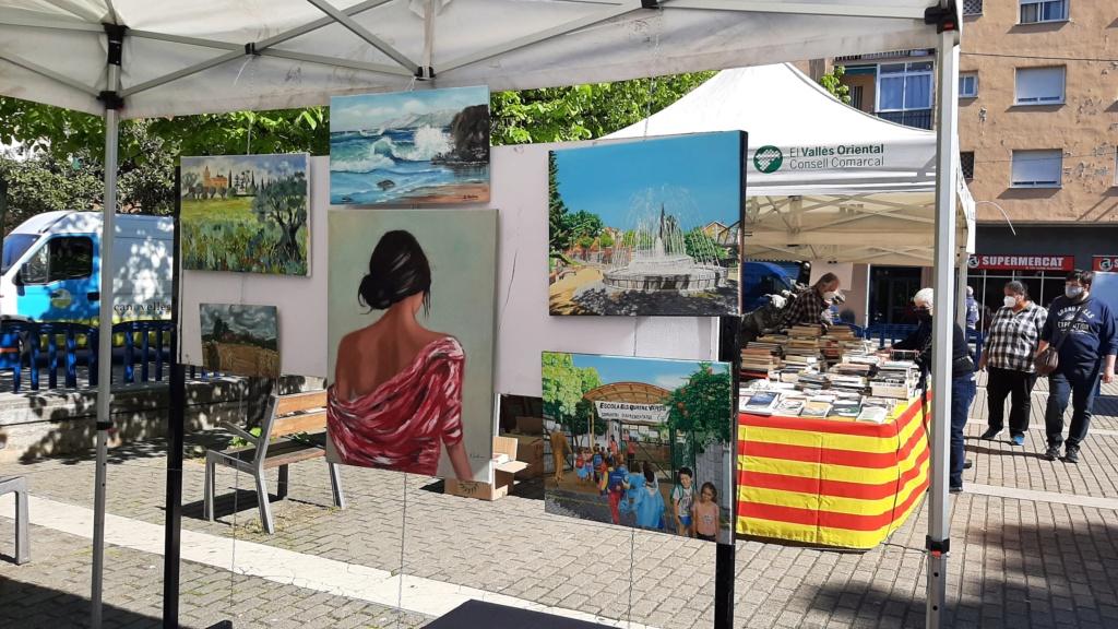 ACAP  exposición Sant Jordi 2021 20210421