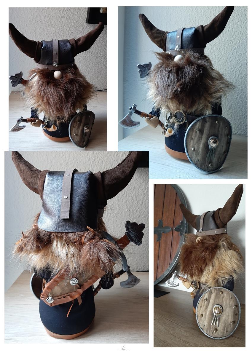 Colección de armas vikingas 411