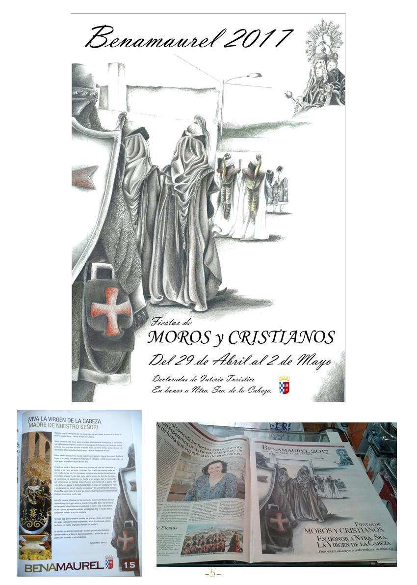 Fiestas de Moros y Cristianos .Premios. 511