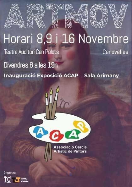 Expo de ACAP en el auditori Can Palots 76717410