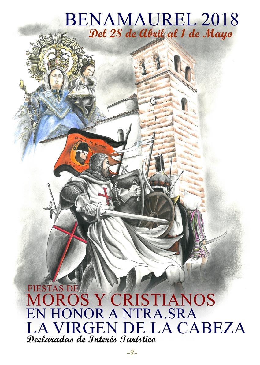 Fiestas de Moros y Cristianos .Premios. 910