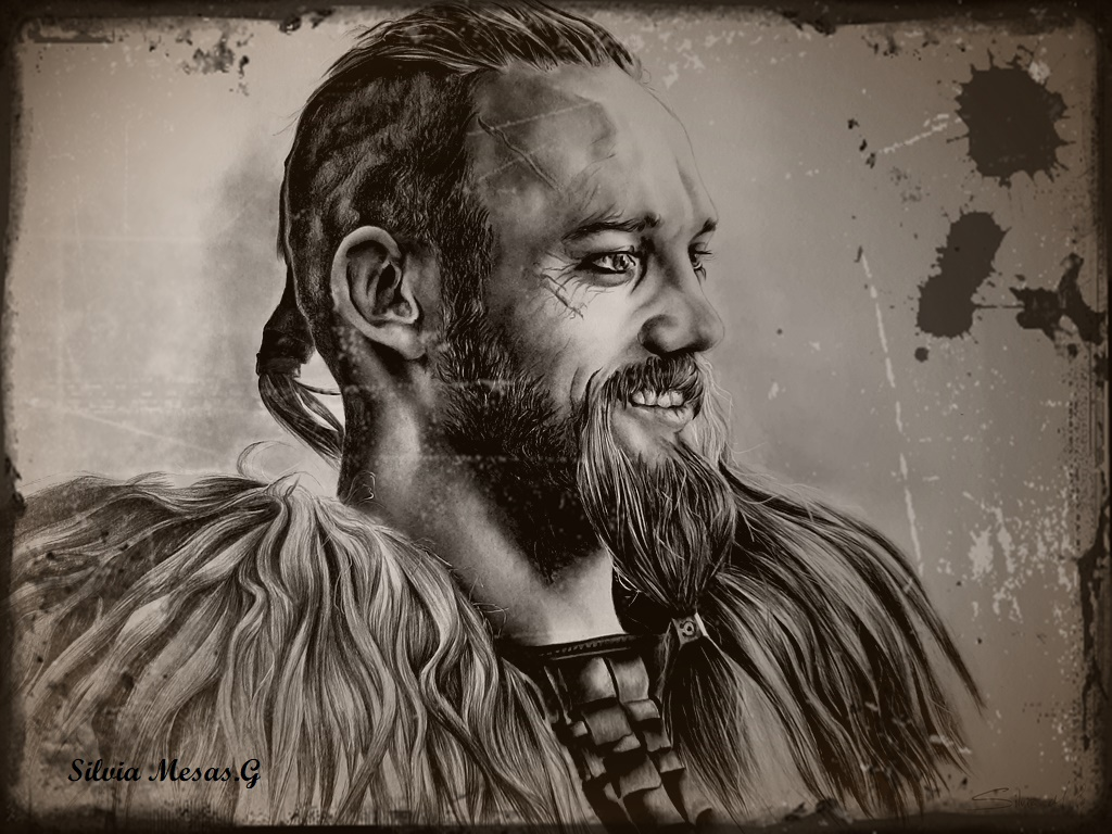 Uhtred de Bebbanburg y personajes de The Last Kingdom Catser12