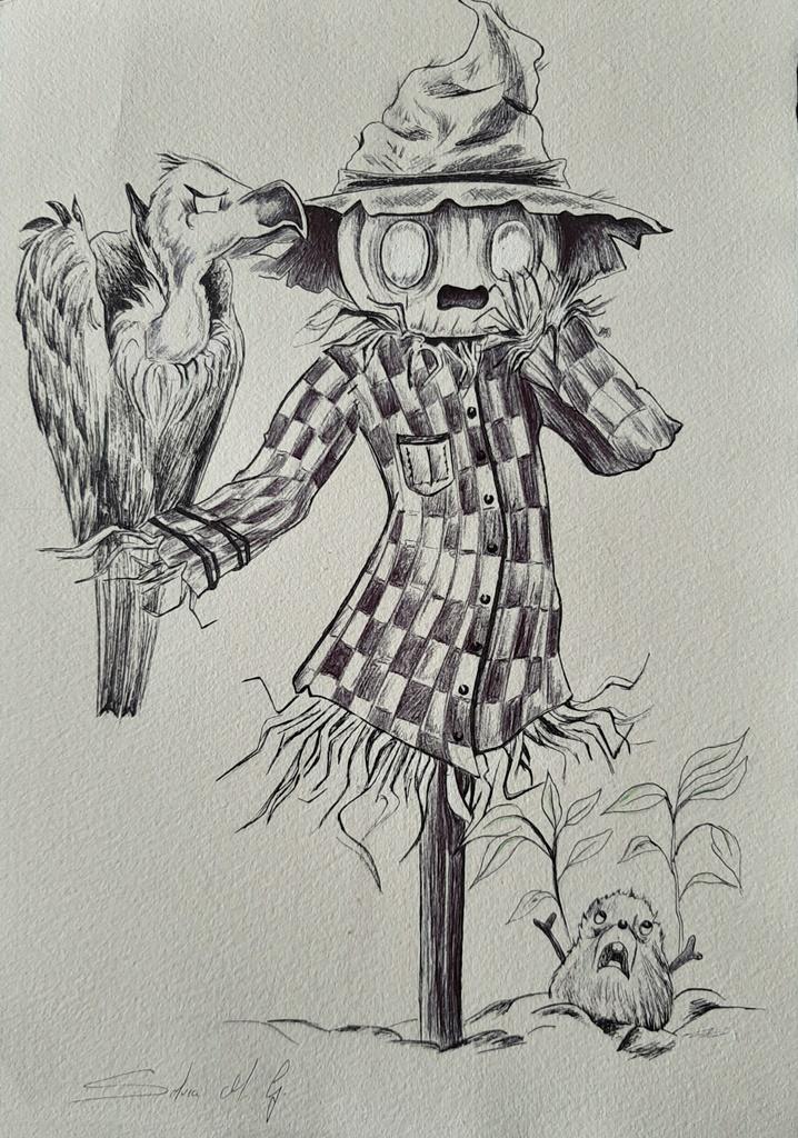 dibujos - Dibujos infantiles con temática. Catshj13