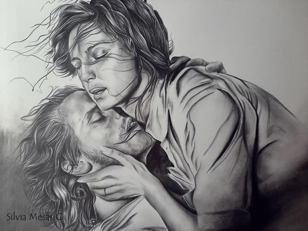 dibujos - DIBUJOS SILVIA M. Catshj15