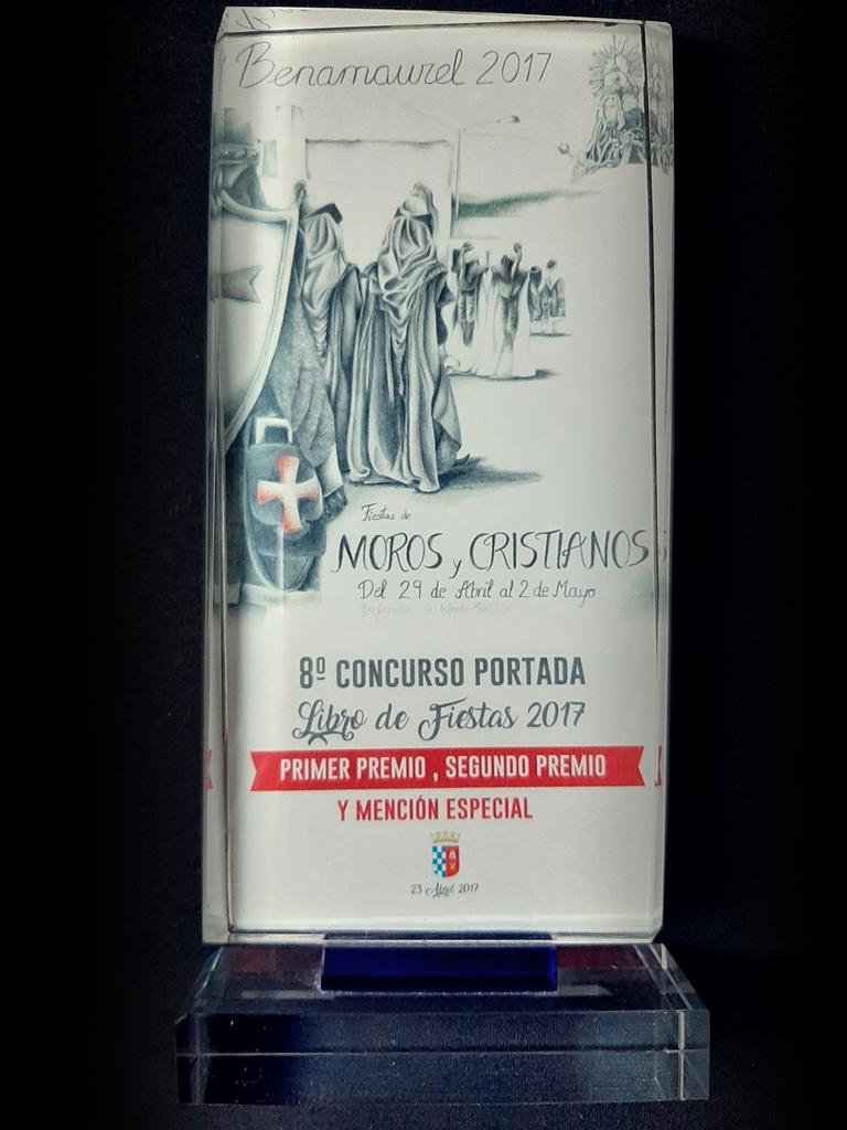 Fiestas de Moros y Cristianos .Premios. Catsj11