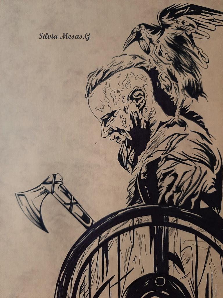 Ragnar Ragnar Lodbrok (Vikingos) Catsnv10