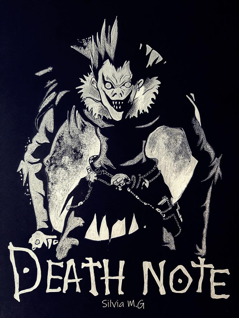 Ryuk  (Death Note) Fgf10