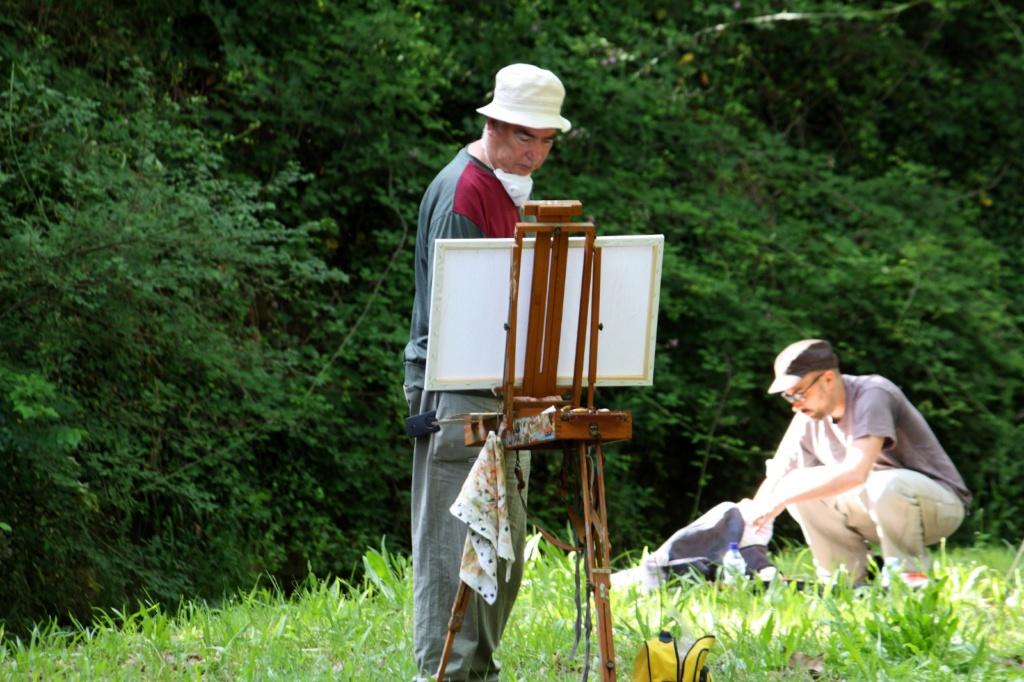 Pintura al aire libre Img-2081