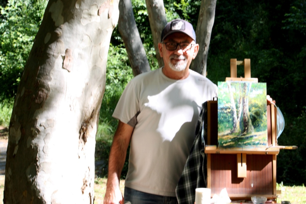 Pintura al aire libre Img-2082